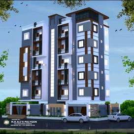 2bhk flat for sale at alkapoor township,Nearby scholar high school.