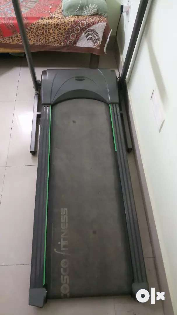 Cosco company trade mill 2 years old runing condition
