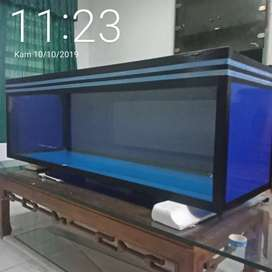Aquarium P140xL40xT45 Kaca Full 12mm