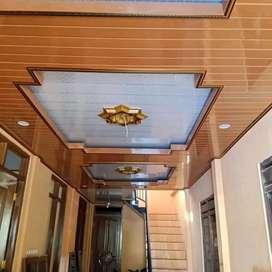 Borongan Plafon PVC Terima Jadi Termurah di Demak dst