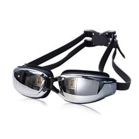 Branded RUIHE Kacamata Renang Anti Fog UV Protection Dewasa  RH9200  B