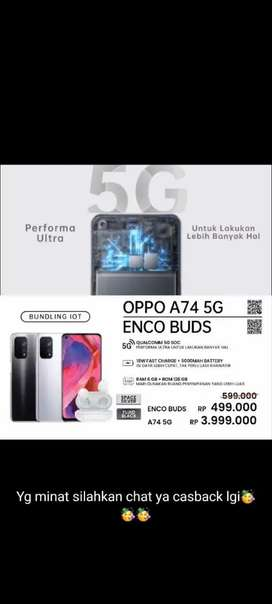 Oppo A74 building iot
