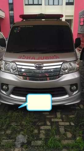Luxio type x Ambulance 2016