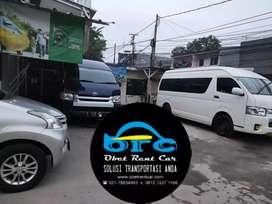 Sewa Mobil Hiace Murah Jakarta - Rental Mobil Setia Budi