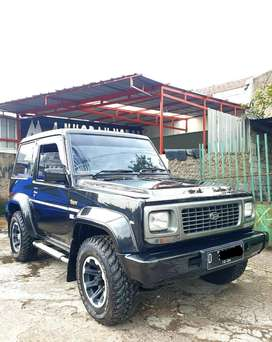 Daihatsu TAFT GT 4x4 Diesel INDEPENDENT 1996