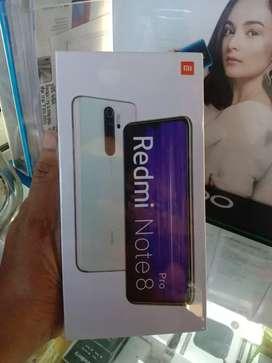 Redmi Note 8Pro 6/128 Ready TT bisa/Cicilan Tanpa Cc
