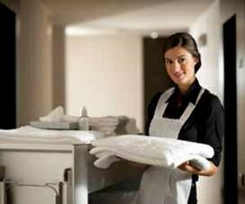 WANT FEMALE FULL TIME MAID FOR PG