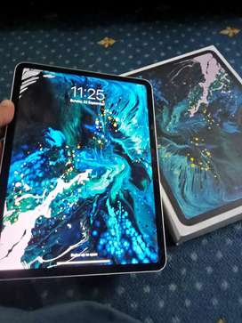 iPad Pro 3 2018 Face id (wifi+cellular) Read Ad