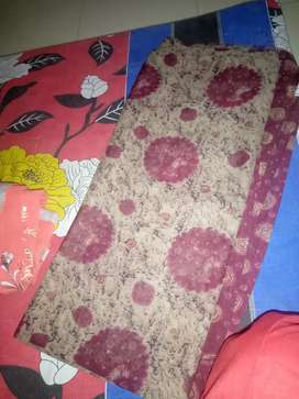 7 new sari &1 pic lanchaa