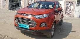 Ford Ecosport EcoSport Titanium 1.5 TDCi BE, 2015, Diesel