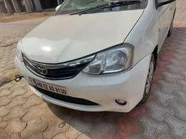 Toyota Etios 2015 Petrol 152325 Km Driven