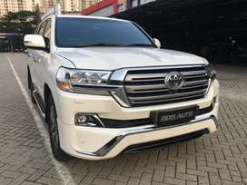 Toyota land cruiser ATPM 2016