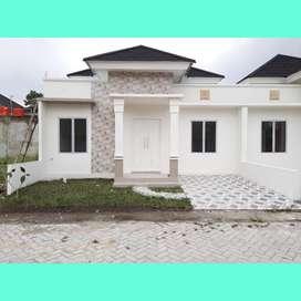 Rumah mewah dekat pusat kota Pekanbaru di Jl. Sudirman