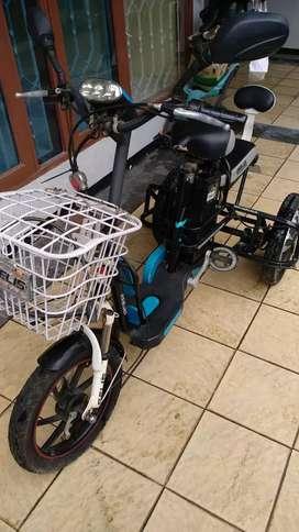 Sepeda Listrik Selis Butterfly LE Roda 3