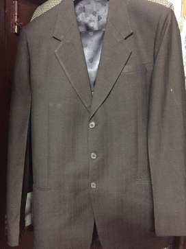 Dark brown colour blazer(full set)