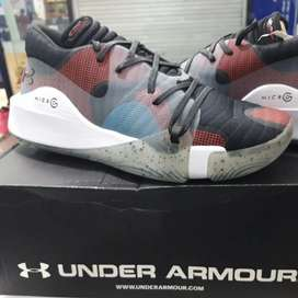 Sepatu Basket Under Armour Anatomix Spawn Low BNIB