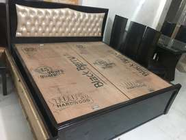 6*6 bed made up in 18mm thickness and one 1mm