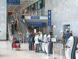Jobs are Available at airport