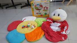 Mothercare Blossom Farm Gladys Goose Sit Me Up Cosy