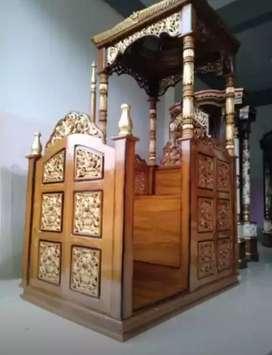 mimbar masjid kubah modern 01