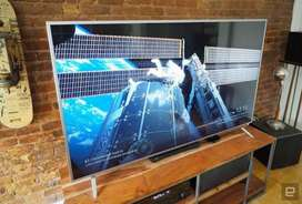 """52"""" Inches Led Ultra Slim 4K UHD With Warranty"""