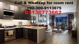 Furnished Rooms for rent in 10000= pm