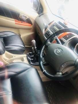 Toyota Fortuner 2.8 4X4 Manual, 2010, Diesel