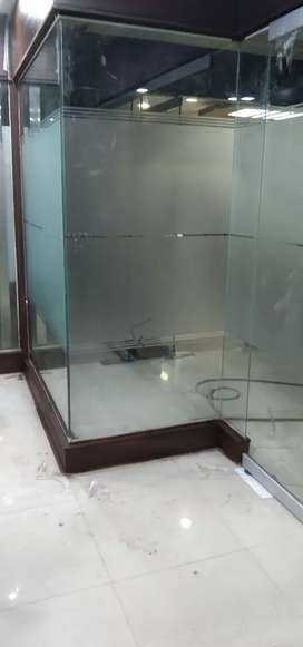 Window glass paper forst