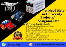 Final Year Engineering Projects(FYP)