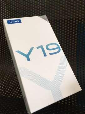 Vivo Y19 ram 6/128 Siap Cod terdekat di Kerjo