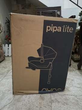 nuna pipa lite with base ebony