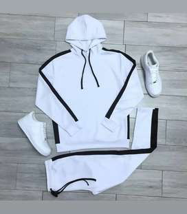 Customized hoodies and track suits