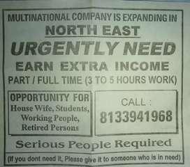 Urgent required business partner