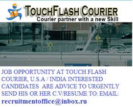 TOUCH FLASH COURIER