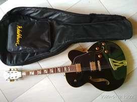 Gitar Hollowbody Washburn Washington J-9