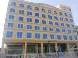 Blue area 600 syards plaza for sale on investor rate