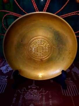 Shang Lin San..hong kong, kuningan tebal