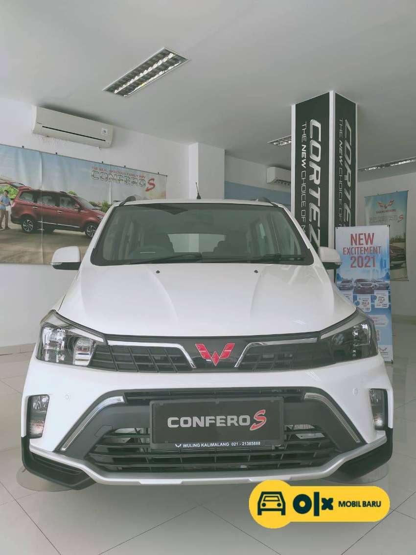 [Mobil Baru] Wuling Confero Promo termurah