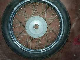 Good condition wheel set