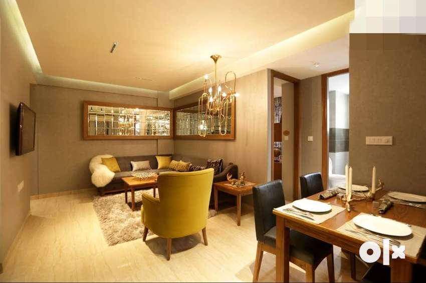 3 BHK Premium flat for sale in zirakpur near ambala chandigarh highway 0