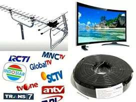 Jual & Pasang Antena TV Lokal
