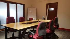 Private Office in a Coworking Space at Shahra e Faisal