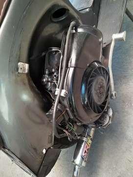 Jual motor bekas vespa