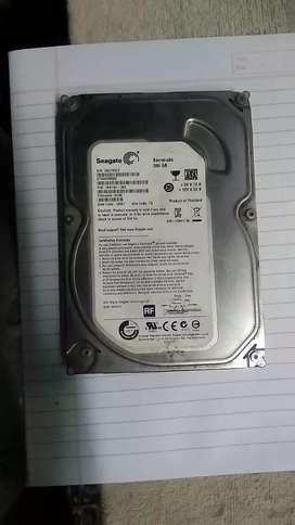 500GB Hard disk