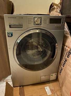Daewoo Front Load Washing Machine (Shipped from Dubai)