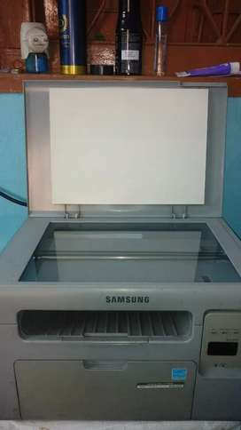 Samsung laser Printer SCX3401z