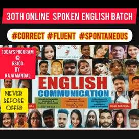 Spoken English Course Like Never Before