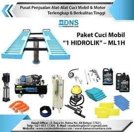 DNS - Paket Usaha Cuci mobil Hidrolik H-Long Lengkap dan MURAH banget