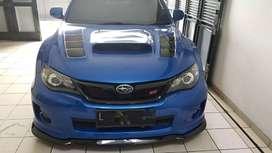 Subaru WRX STI 2014 Matic A/T modif hedon