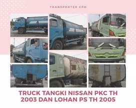 Truck Tangki CPO
